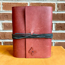 Load image into Gallery viewer, Leather Butterfly Journal