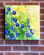 Load image into Gallery viewer, Encaustic wall art by Locals artist Nadine Koski