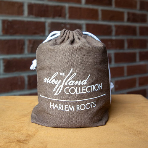 Harlem Roots candle by Locals artist Riley/Land