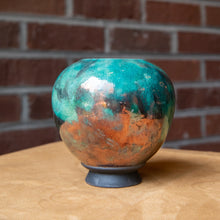 Load image into Gallery viewer, copper raku