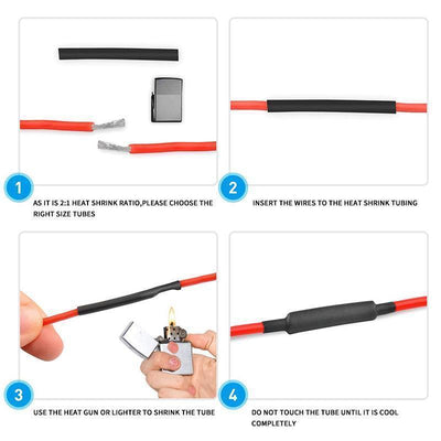 Heat Shrink Tubing Kit