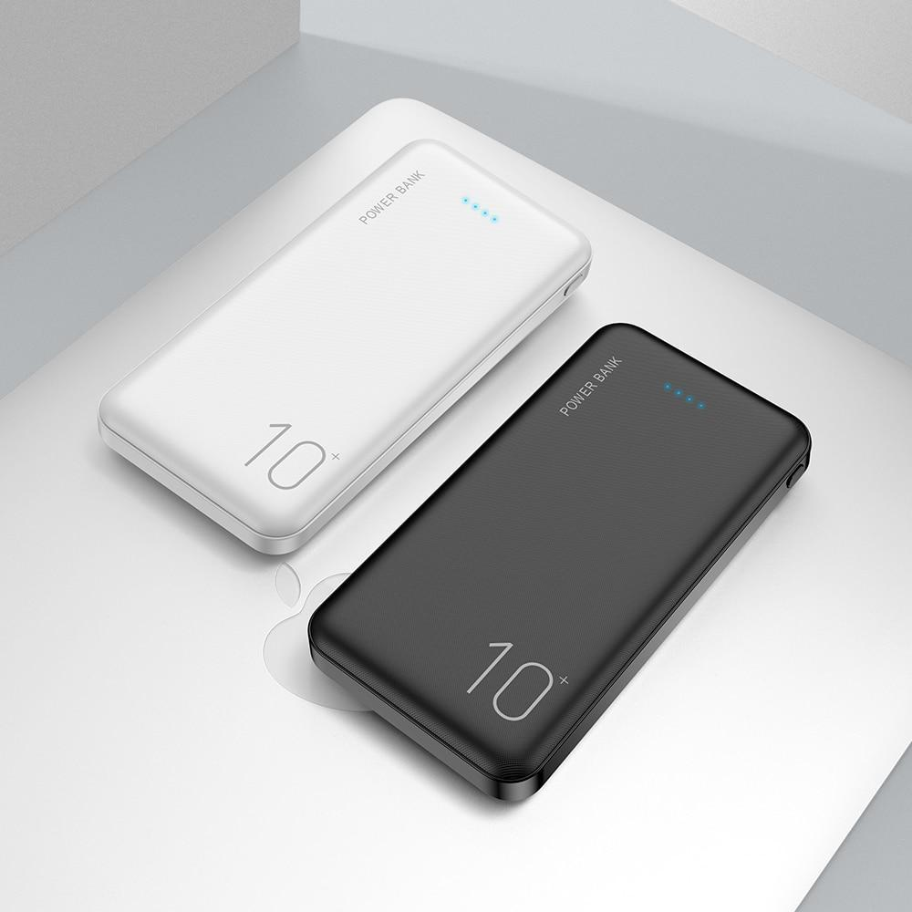 10000mAh Power Bank For All Mobile Phones Dual USB Portable Charging External Battery Pack Ultra Thin - nerdygeektoys.com