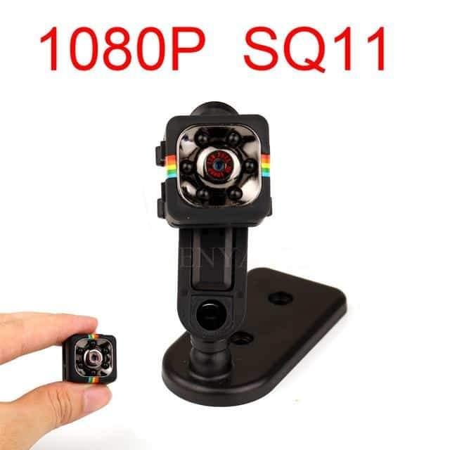 Dice 1080P Mini Camera Cam Night Vision Camcorder - nerdygeektoys.com