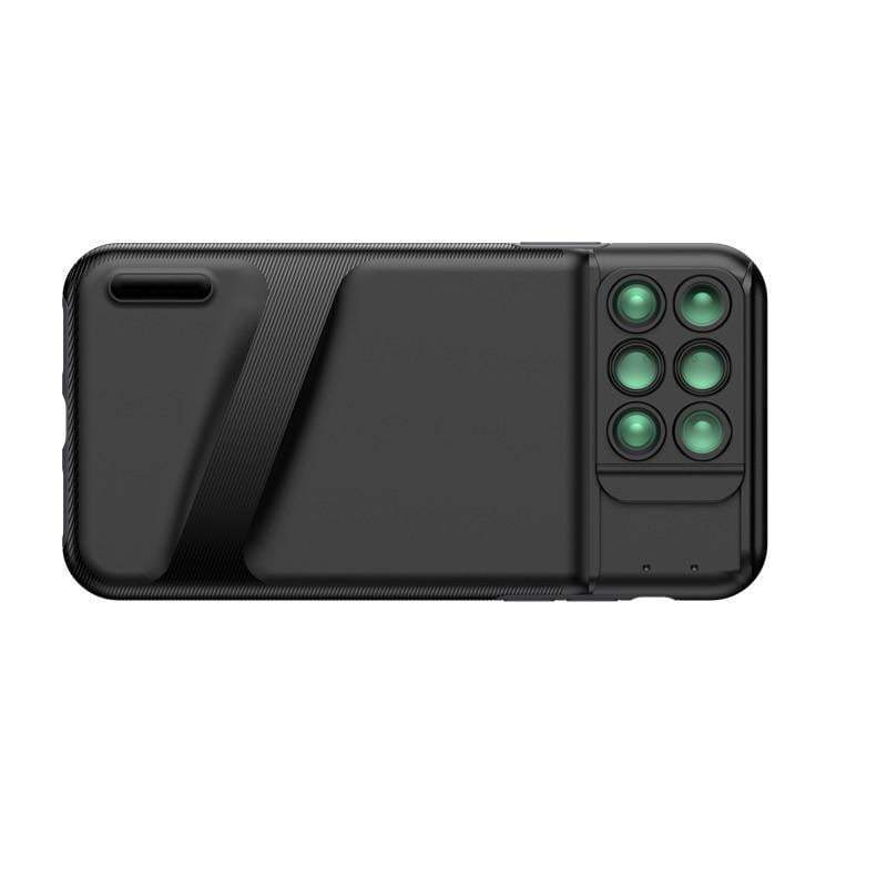 2 In 1 Phone Case With Camera Lenses for iPhone - nerdygeektoys.com