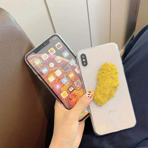 3D Simulation Funny Delicious Food Chicken Phone Case iphone - nerdygeektoys.com