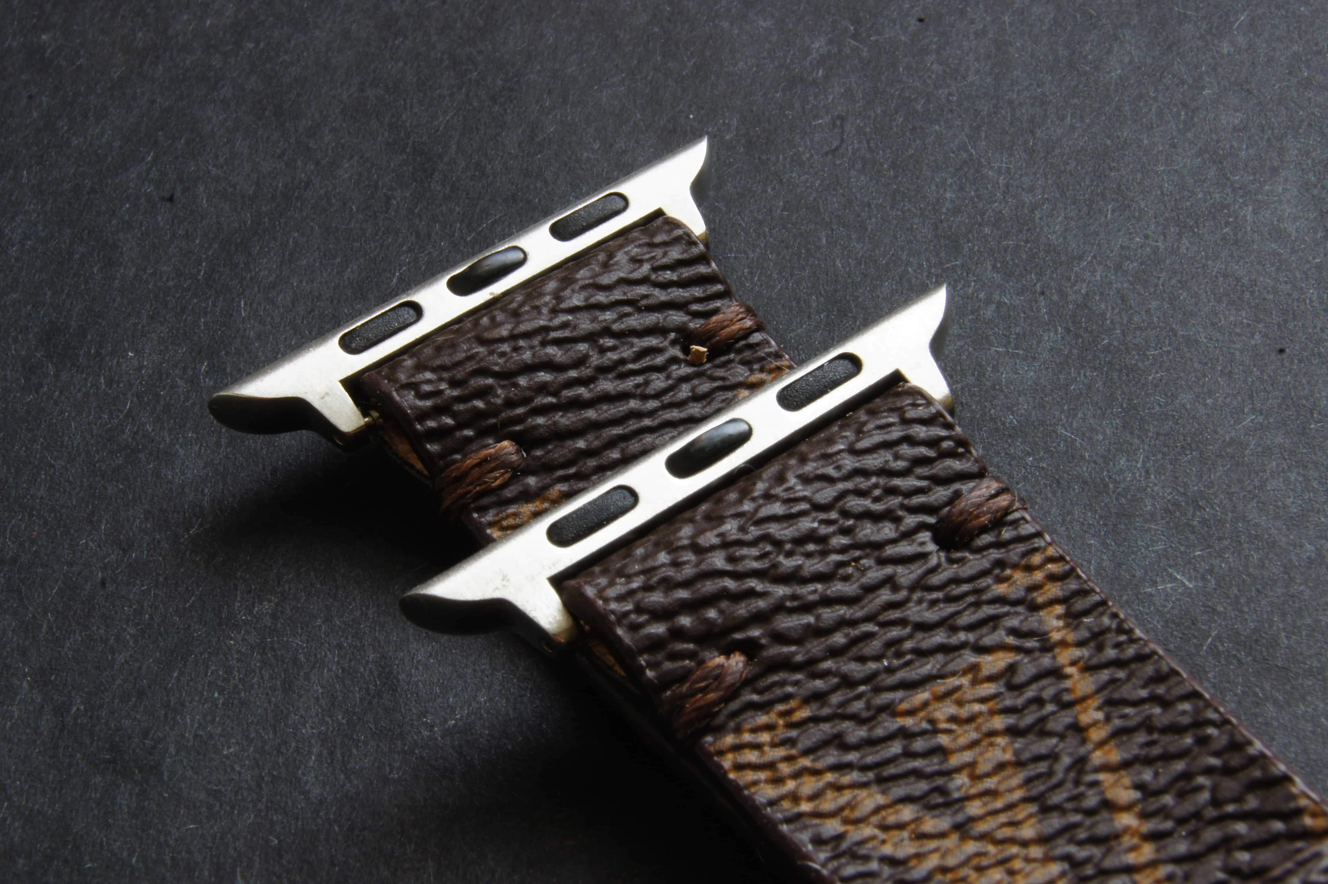 Apple Watch Band Classic LV Monogram - nerdygeektoys.com