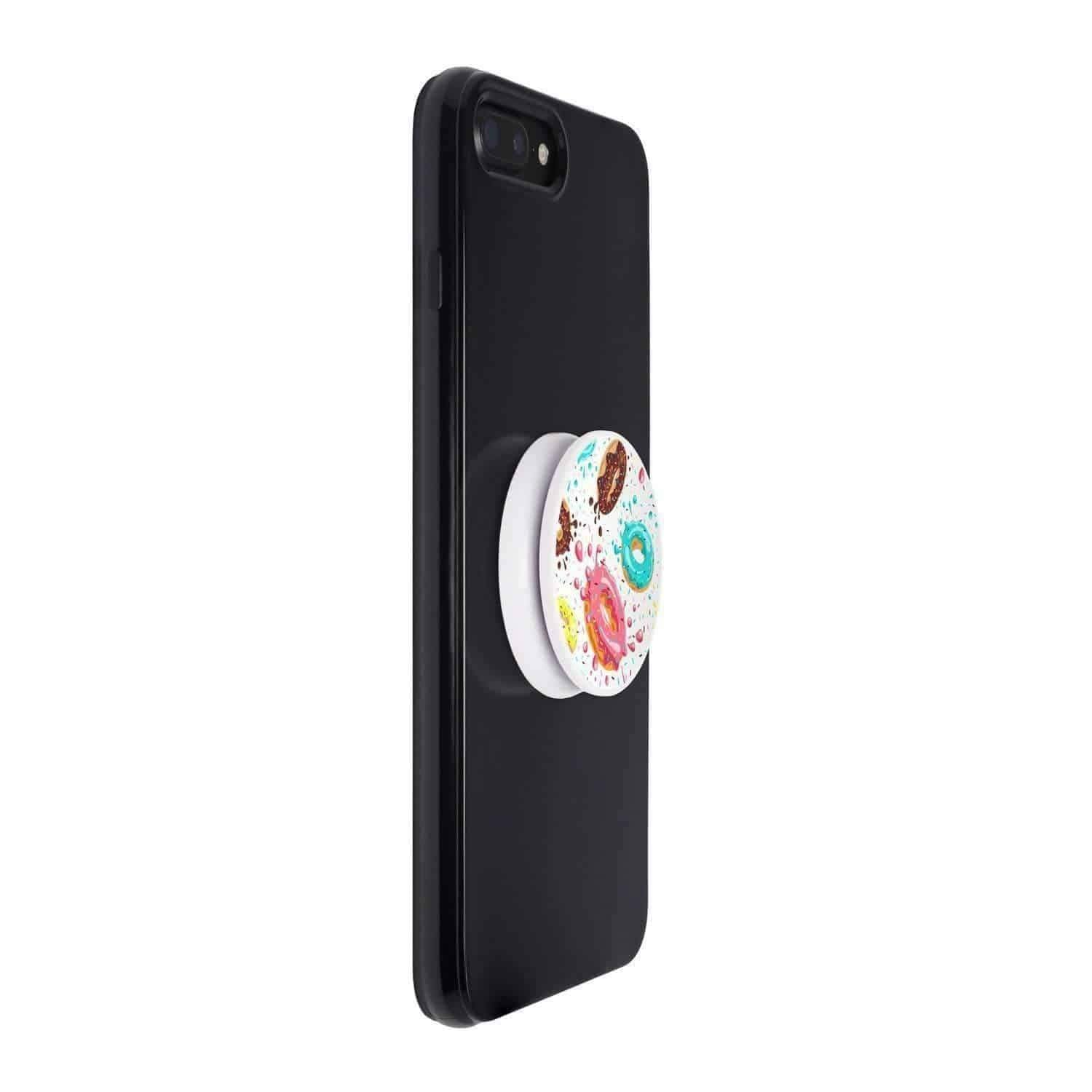 Coolgrips Magnetic Phone Grip and Stand Donuts - nerdygeektoys.com