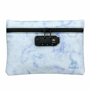 Fashion Portable Travel Activated Password Lock Deodorant Smell Proof Bag Waterproof Travel Storage Bag - nerdygeektoys.com