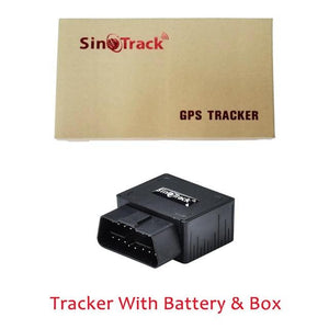 Mini Plug Play OBD GPS Tracker Car GSM OBDII Vehicle Tracking Device OBD2 16 PIN interface china gps locator with Software & APP - nerdygeektoys.com