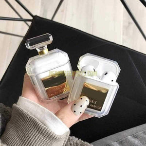 Perfume bottle For airpods Charging Case - nerdygeektoys.com