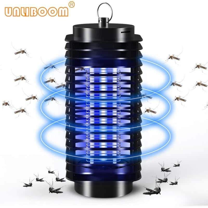 Portable Electric LED Mosquito Insect Killer Lamp - nerdygeektoys.com