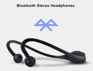 Sport Bluetooth Earphone With SD Card Slot - nerdygeektoys.com