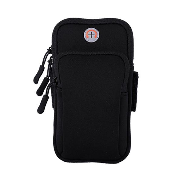 Universal 6'' Waterproof Sport Armband Bag Running Jogging Gym Arm Band Mobile Phone Bag Case Cover Holder for iPhone Samsung - nerdygeektoys.com