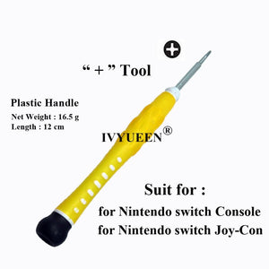 Nintendo Switch Console NS Joy-Con Screwdriver Tool Kit
