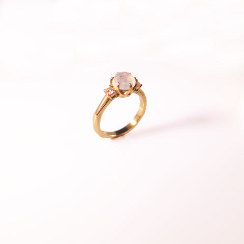 AURELIA HALO RING