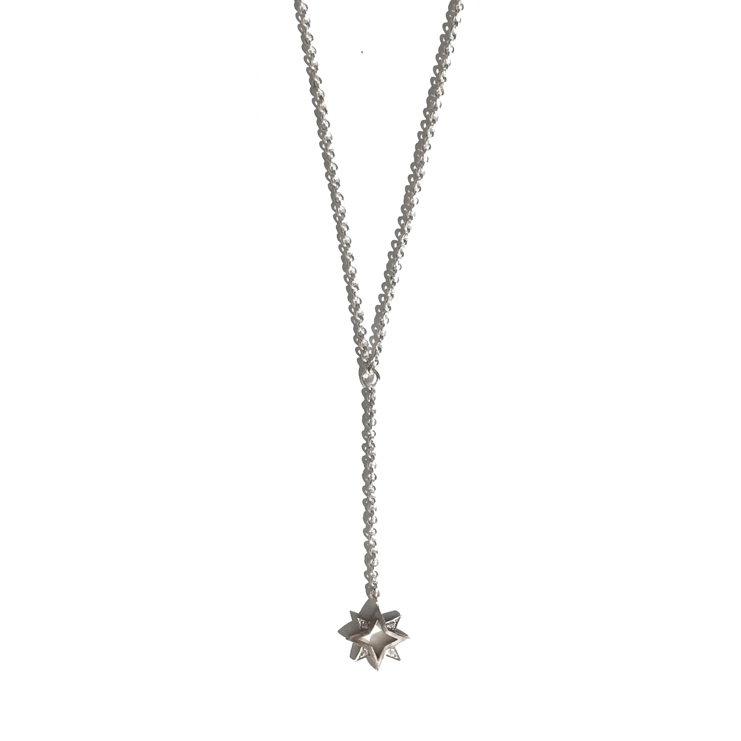 NORTH STAR Y NECKLACE