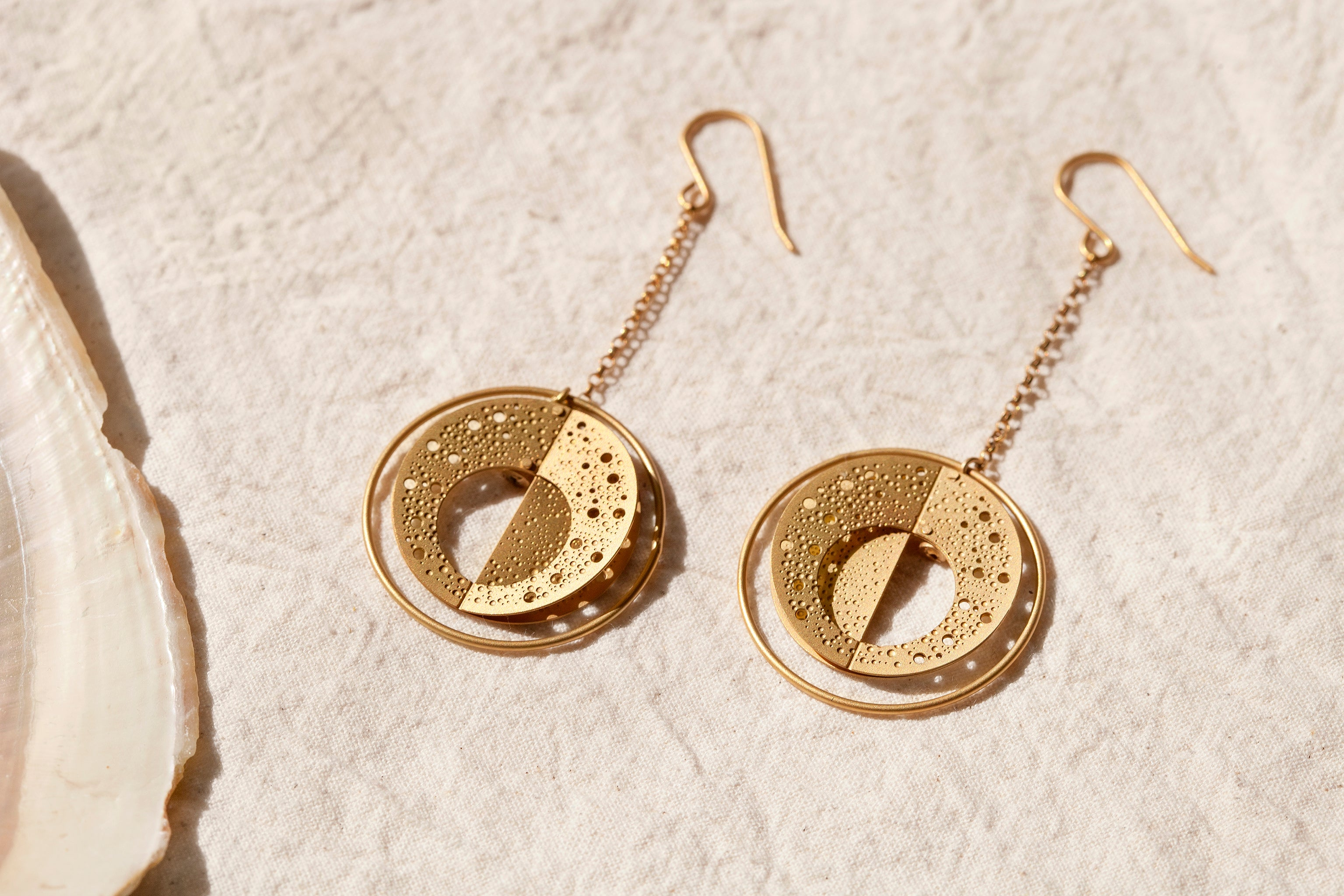HALLEY DROP EARRINGS