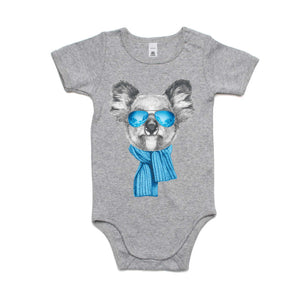 Unisex Native Series Koala Romper