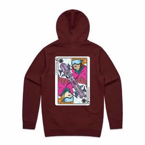 Queen of the Board Hoodie - Reversed