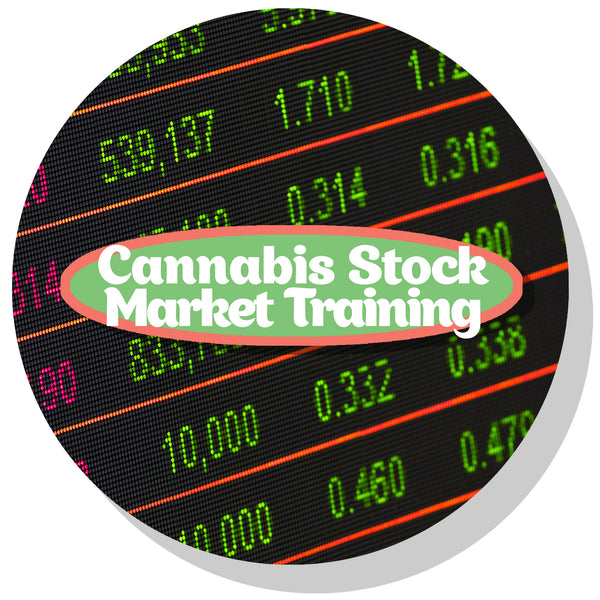 Cannabis Stock Market Workshop | August 3, 2019 | 4:30pm to 6:30pm