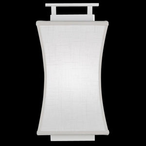 "Black + White Story 14""H Sconce #232850-5ST"