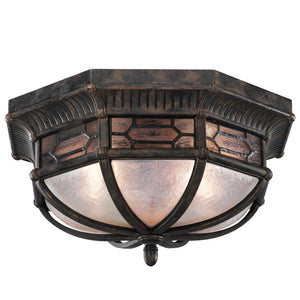 "Devonshire 9""H Outdoor Flush Mount #414882-1ST"