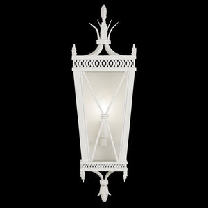 "Black + White Story 22""H Sconce #808250-5ST"