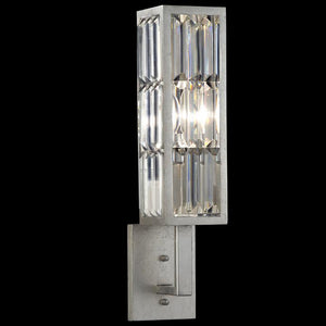 "Crystal Enchantment 19""H Sconce #811450ST"