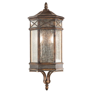 "Holland Park 26""H Outdoor Wall Sconce #838081ST"
