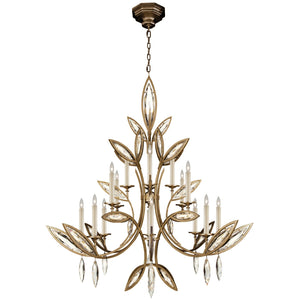 "Marquise 56""W  Chandelier #844240-32ST"