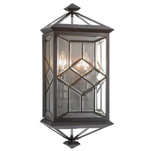 "Oxfordshire 23.75""H Outdoor Wall Sconce #880781ST"