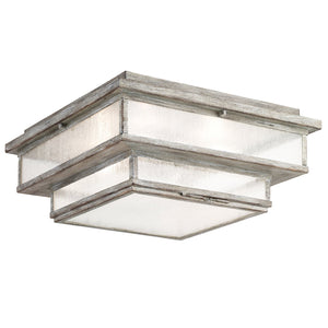 "Wiltshire 7""H Outdoor Flush Mount #887382ST"