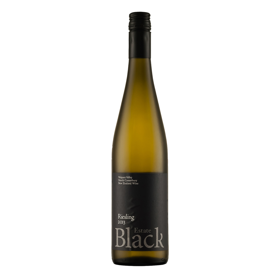 Black Estate Riesling 2013
