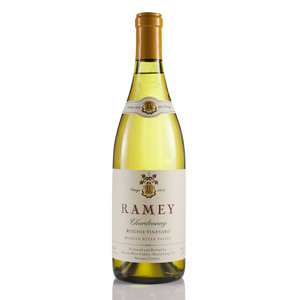 Ramey Wine Cellar, Ritchie Vineyard Chardonnay 2014
