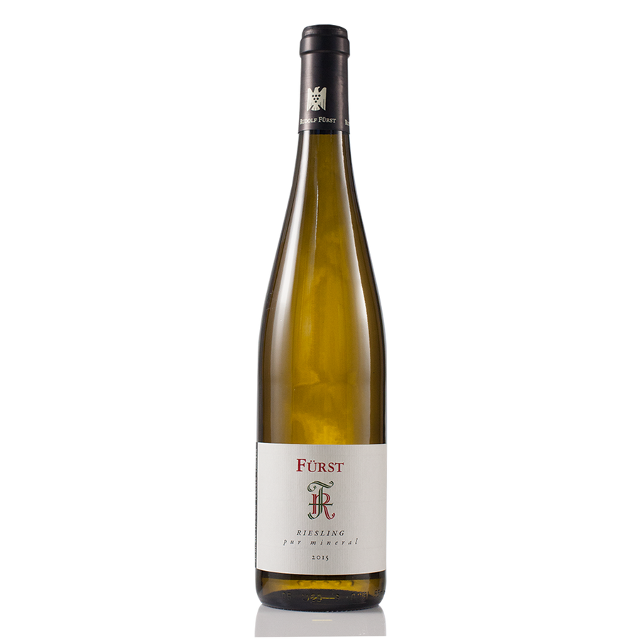 Rudolf Furst Pur Mineral Riesling 2015