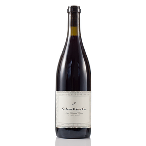 Salem Wine Co. Pinot Noir, 2015