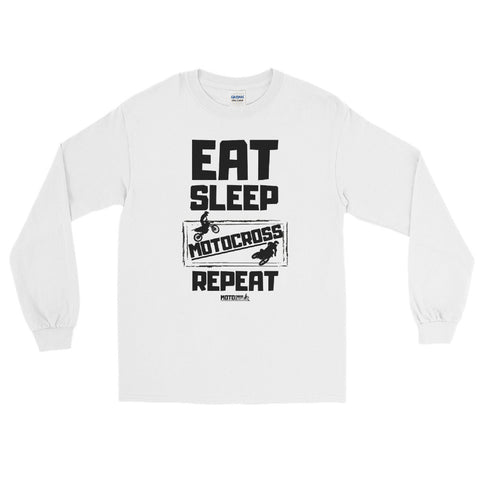 Eat Sleep Long Sleeve Shirt