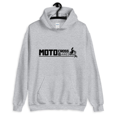 Motocross Is Awesome Hoodie (Unisex)