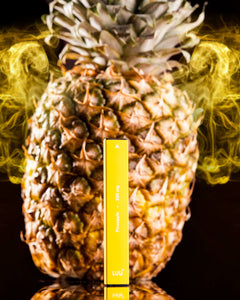 Pi+ CBD Device (3) (Pineapple) [250mg] - LUU