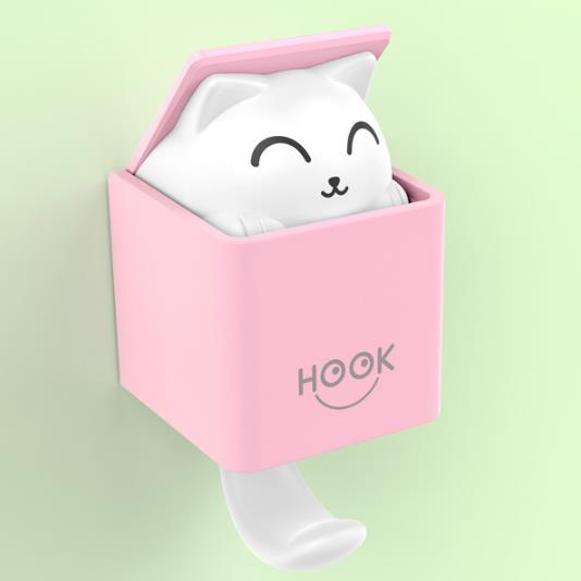 Hook Kitten - Interaktiver Haken