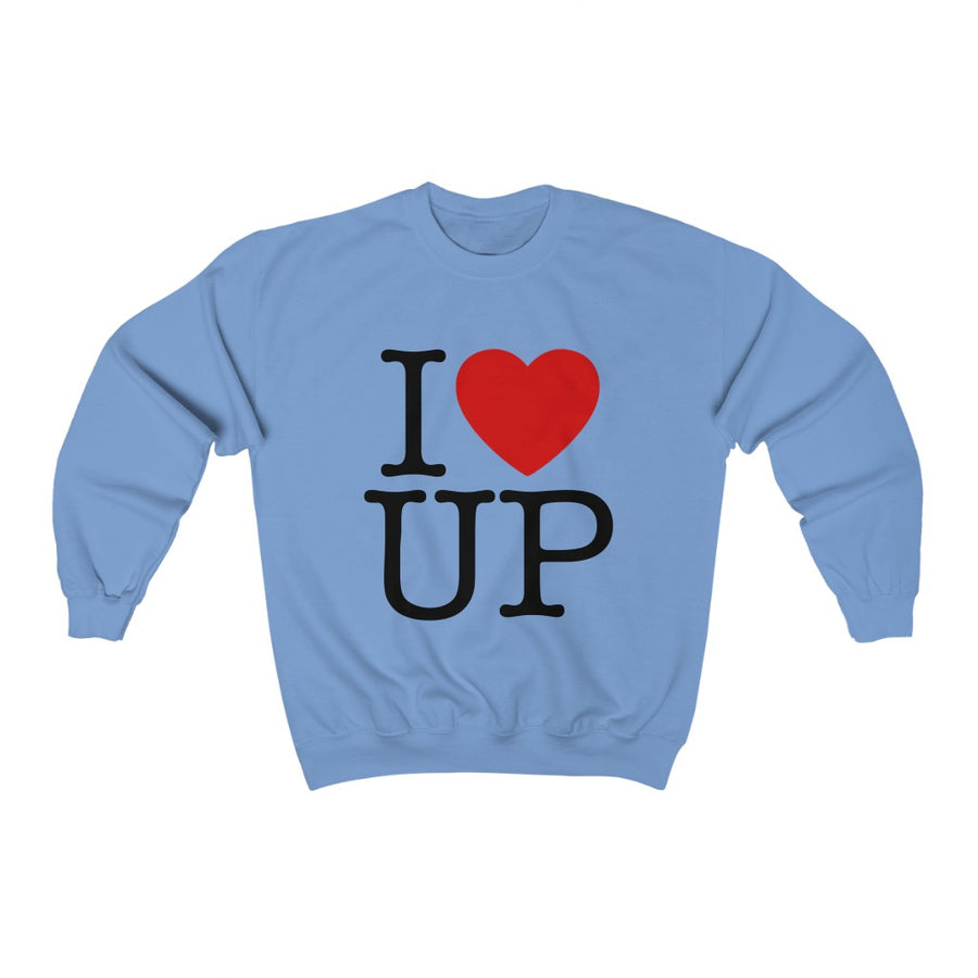 I Love UP Crew Neck
