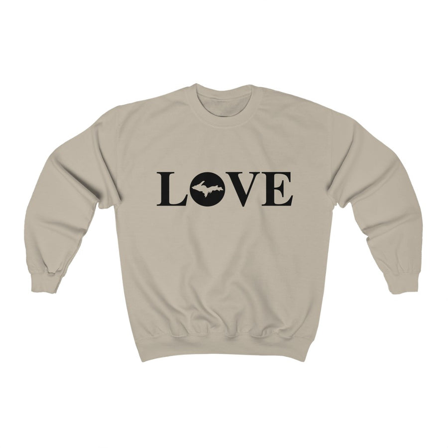 Love Crew Neck - Black