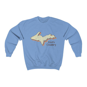 God's Country Crew Neck