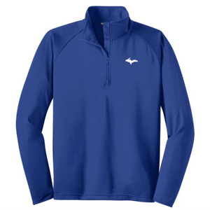 Classic UP 1/2-Zip - Mens - Royal