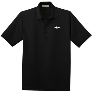 Classic UP Polo - Black