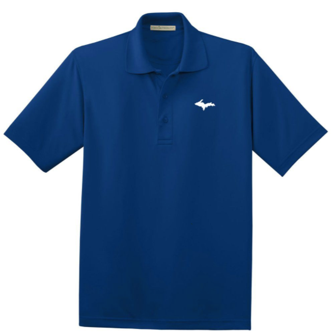 Classic UP Polo - Royal