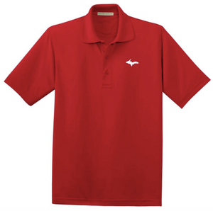 Classic UP Polo - Cranberry Red