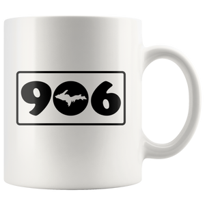 906 UP Retro Coffee Mug