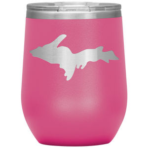 UP Silhouette Wine Tumbler