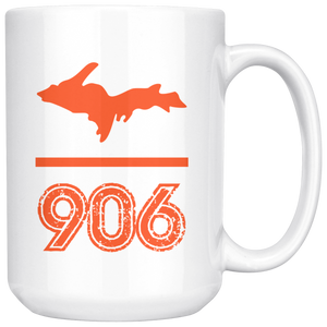 Best of Both Worlds - Orange - Coffee Mug